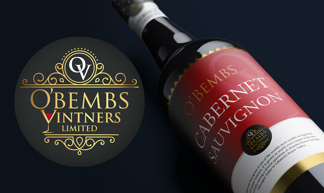 O'bembs Vintners Label