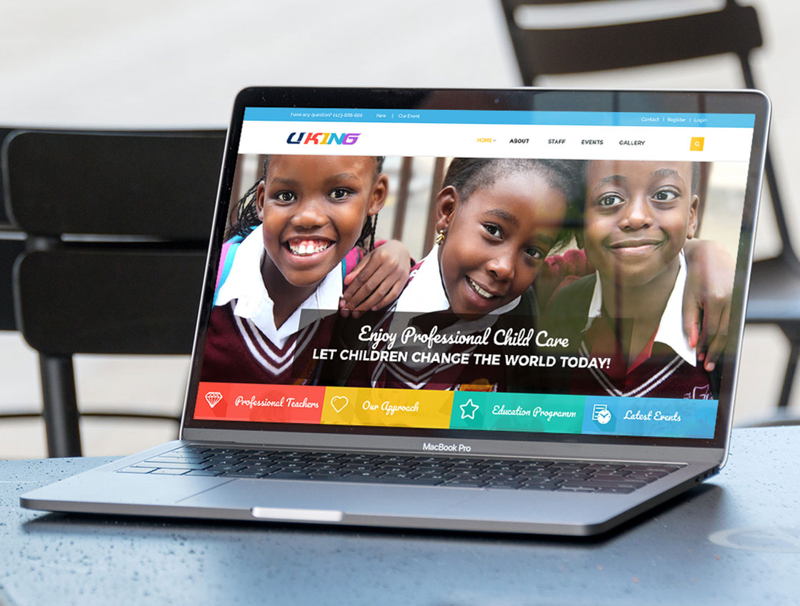 School Websites & Branding
